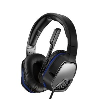 PDP Afterglow LVL 3 Wired Over-Ear Gaming Headset Photo