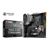 MSI Z390 Intel Motherboard Photo
