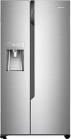 Hisense 535L Side by Side Frost Free Fridge/Freezer with Water Dispenser Photo