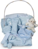 BebedeParis Complete Serenity Baby Gift Basket Photo