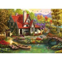 Riverside Cottage Photo