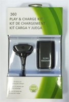 ROKY 2-in-1 Wireless Controller Battery Pack For Xbox 360 Photo
