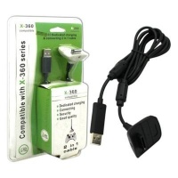 Dedicated Charger/Data Cable For Wireless Controller Xbox360 Game Photo