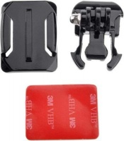 Xtreme Xccessories Curved Adhesive Mount and Clip for all GoPro Camera Photo