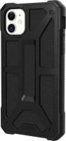 Urban Armor Gear 111711114040 mobile phone case 15.5 cm Folio Black Monarch Series Iphone 11 Case Photo