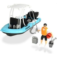 Dickie Toys Playlife Series - Fishing Boat Photo