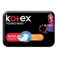 Kotex 3235 Young Maxi Pads Photo