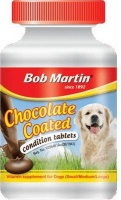 Bob Martin Chocolate Coated Condition Tablets for Dogs Photo