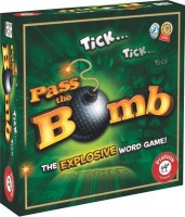 Piatnik Pass the Bomb: The Explosive Word Game Photo