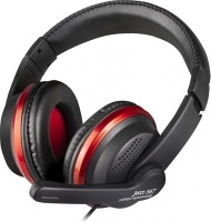Intopic JAZZ-567 Stereo Headphone with Mic Photo