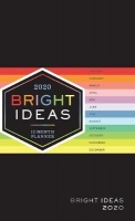 Chronicle Books Bright Ideas 2020: 12-Month Planner Photo