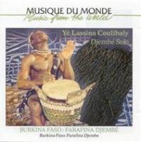 Burkina Faso - Farafina Djembe [french Import] Photo