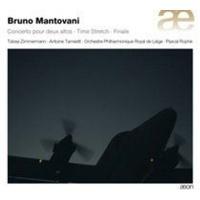 Bruno Mantovani: Concerto Pour Deux Altos/Time Stretch/Finale Photo