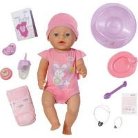 BABY Born Interactive Girl Doll Photo