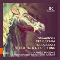 Stravinsky: Petruschka/Mussorgsky: Bilder Einer Ausstellung Photo
