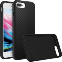 RhinoShield SolidSuit Carbon Fiber Shell Case for Apple iPhone 8 Plus and iPhone 7 Plus Photo