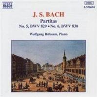 J.S. Bach: Partitas No. 5 BWV829/No. 6 BWV830 Photo
