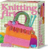 4M Knitting Art Kit Photo