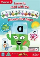 Alphablocks: Volume 1 - Phonics First Steps Photo