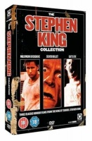 The Stephen King Collection - Maximum Overdrive / Silver Bullet / Cat's Eye Photo