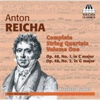 Anton Reicha: Complete String Quartets Photo