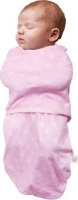 Clevamama ClevaSwaddle Bag 0-3 Months - Pink Photo