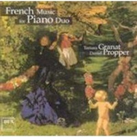 French Music for Piano Duo Photo