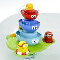 Yookidoo Stack 'n Spray Tub Fountain Photo