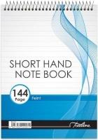 Treeline Top Bound Feint Short Hand Note Book Photo