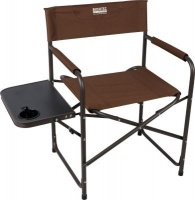 Bushtec Basic Director Chair with Table Photo