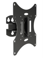 """Brateck TV-501A Wall Mount Bracket with Swivel and Tilt for 17-37"""" TVs - Up to 30kg Photo"""