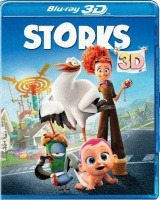 Storks - 3D Photo