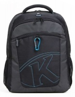 "Kingsons Backpack with Key Chain for Notebooks Up to 15.4"" Photo"