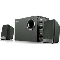 Microlab M290 Stereo Speakers and Subwoofer Photo