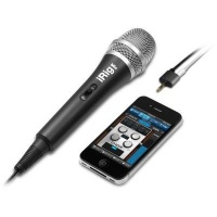 iRig Mic Handheld Microphone for iOS and Android Devices Photo