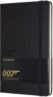 Moleskine James Bond 007 Limited Edition Notebook Photo