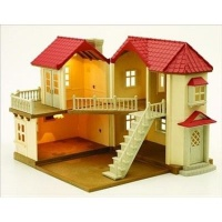 Sylvanian Families - City House with Lights Photo