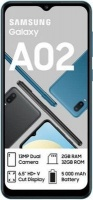 "Samsung Galaxy A02 Octa-Core 6.5"" Smartphone - Dual-SIM Photo"