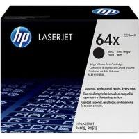 HP No.64X Black LaserJet Toner Cartridge Photo