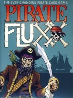 Andrew Looney Pirate Fluxx Card Game Photo