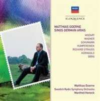 Matthias Goerne Sings German Arias Photo
