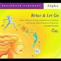Brainwave Symphony Relax & Let Go CD Photo