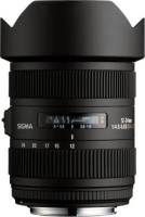 Sigma EX DG IF HSM Aspherical Ultra Wide Angle Zoom Lens for Nikon Photo
