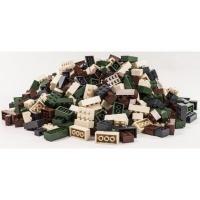Bricks & Pieces - Camo Bricks Photo