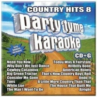 Country Hits 8 CD Photo