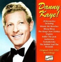 Danny Kaye! Original 1941 - 1952 Recordings Photo