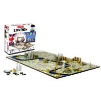 4D City Scape Time Puzzle Photo