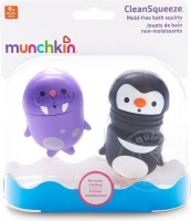 Munchkin Clean Squeeze Bath Squirts - 2 Pack Photo