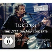 Jack Bruce: The 50th Birthday Concerts Photo