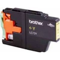 Brother LC73Y Yellow Ink Cartridge Photo